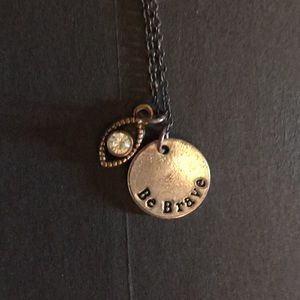 Jewelry - Be Brave Necklace